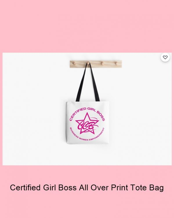 All Over Print Tote Bag
